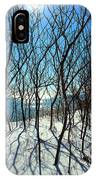 Shadow Branches IPhone Case