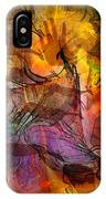 Shadow Hunters IPhone Case
