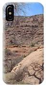 Shadow Tree Dominguez-escalante Canyon Colorado IPhone Case