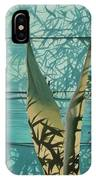Shadowed Agave IPhone Case