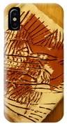 Shadows - Tile IPhone Case