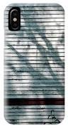 Shadows On Churchdoor IPhone Case