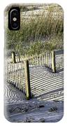 Shadows On The Dune IPhone Case