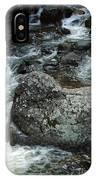 Shady Stream Boulder IPhone Case