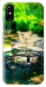 Shady Table IPhone Case