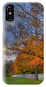Shaker Fall Geese IPhone Case