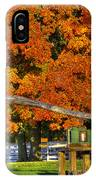 Shaker Sorghum Mill 2 IPhone Case