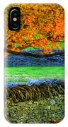 Shaker Stone Fence 1 IPhone Case