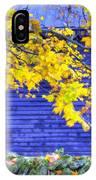 Shaker Stone Fence 2 IPhone Case