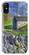 Shaker Stone Fence 6 IPhone Case