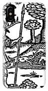 Shakespeare: Falstaff IPhone Case