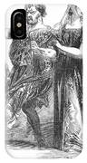 Shakespeare: Macbeth, 1845 IPhone Case