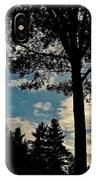Shelter Me IPhone Case
