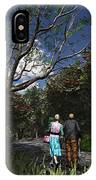 Sharing The Moment IPhone Case