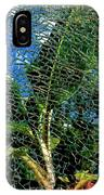 Shattered Plant IPhone Case