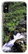 Shays Run Blackwater Falls State Park IPhone Case
