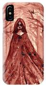 She Is... IPhone Case