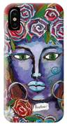 She Who Restores Wellness IPhone Case