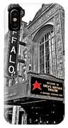 Shea's Buffalo Theater IPhone Case