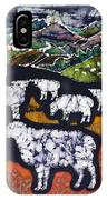 Sheep At Midnight IPhone Case
