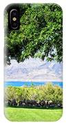 Sheep In The Shade IPhone Case