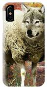 Sheep's Clothing IPhone Case