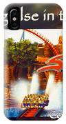 Sheikra Poster Add One IPhone Case
