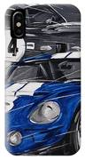 Shelby Daytona IPhone Case
