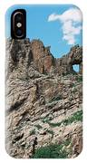 Shelf Road Rock Formations IPhone Case