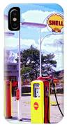 Shell Station IPhone Case