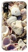 Shells Aplenty IPhone Case