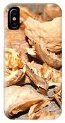 Shells Of Nut IPhone Case