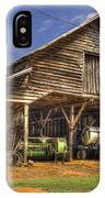 Shelter From The Storm Wrayswood Barn IPhone Case