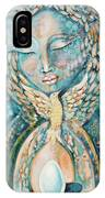 Shelter Of The Sacred IPhone Case
