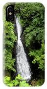Shepperd's Dell Falls, Oregon IPhone Case