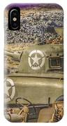 Sherman Attack IPhone Case