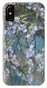 Sherry Flower 1 IPhone Case