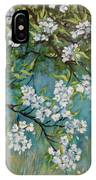 Sherry Flowers 2 IPhone Case