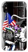 She's A Grand Old Flag IPhone Case