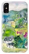 Shieldaig In Scotland 06 IPhone Case