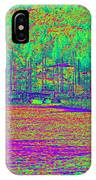 Shilshole Bay Marina IPhone Case