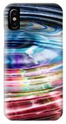 Shining Ripples In Bright Colors IPhone Case
