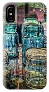 Shiny Glass Jars IPhone Case
