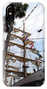 Ships Palm IPhone Case