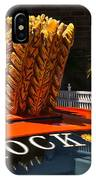 Shock Top IPhone Case