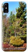 Shoul Point Lighthouse - Old Forge IPhone Case
