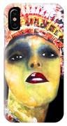Show Girl Milly IPhone Case