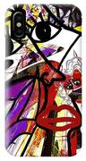Show Must Go On IPhone Case