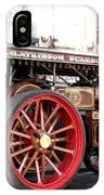 Showmans Engine IPhone Case