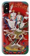 Shri Chittipati - Chokling Tersar IPhone Case